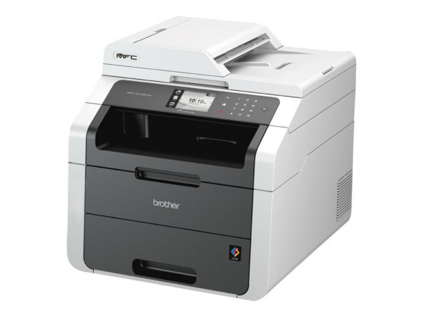 Brother MFC-9142CDN - Multifunktionsdrucker - Farbe - LED - Legal (216 x 356 mm) (Original) - A4/Leg